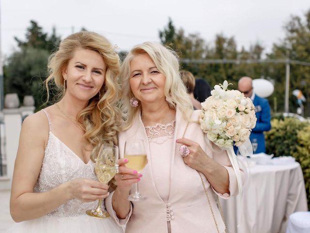 Il matrimonio di Paolo  e Ala  a Poggio Berni, Rimini 17