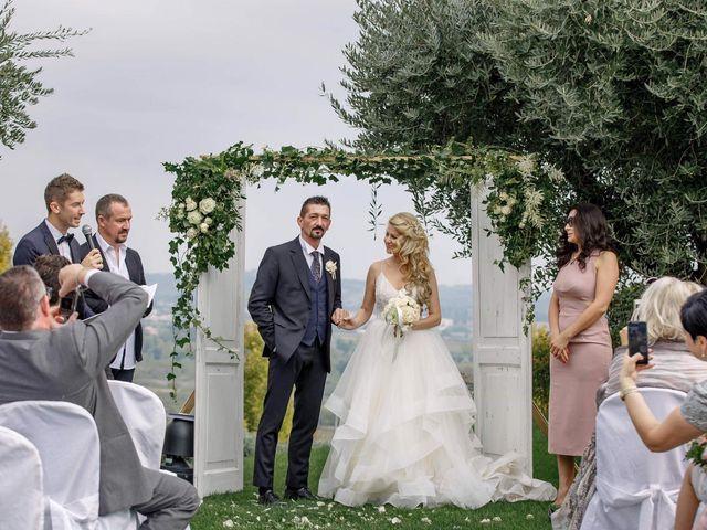 Il matrimonio di Paolo  e Ala  a Poggio Berni, Rimini 19