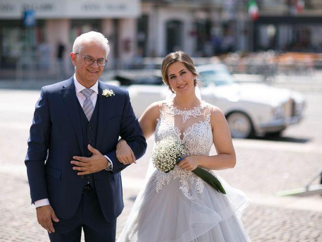 Il matrimonio di Marco e Elena a Musile di Piave, Venezia 21