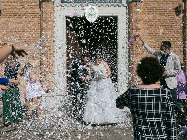 Il matrimonio di Marco e Elena a Musile di Piave, Venezia 38