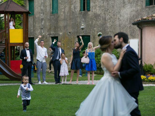Il matrimonio di Marco e Elena a Musile di Piave, Venezia 57