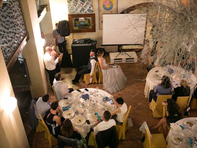 Il matrimonio di Marco e Elena a Musile di Piave, Venezia 70