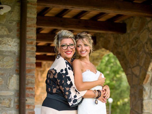 Il matrimonio di Enrico e Ornella a Magione, Perugia 8