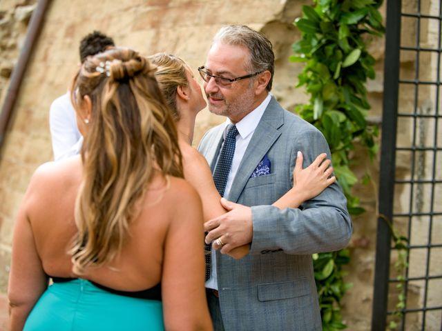 Il matrimonio di Enrico e Ornella a Magione, Perugia 22