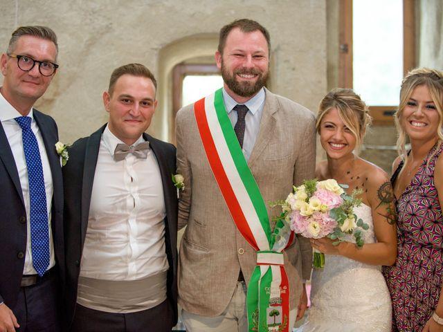 Il matrimonio di Enrico e Ornella a Magione, Perugia 37