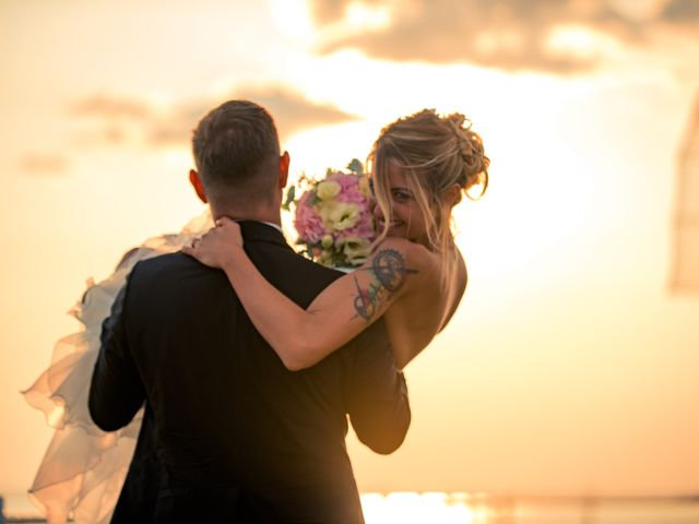 Le nozze di Ornella e Enrico