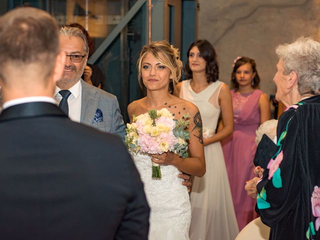 Il matrimonio di Enrico e Ornella a Magione, Perugia 79