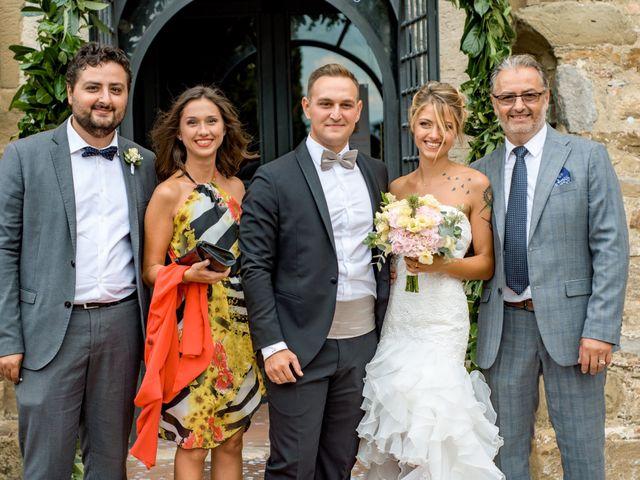 Il matrimonio di Enrico e Ornella a Magione, Perugia 86