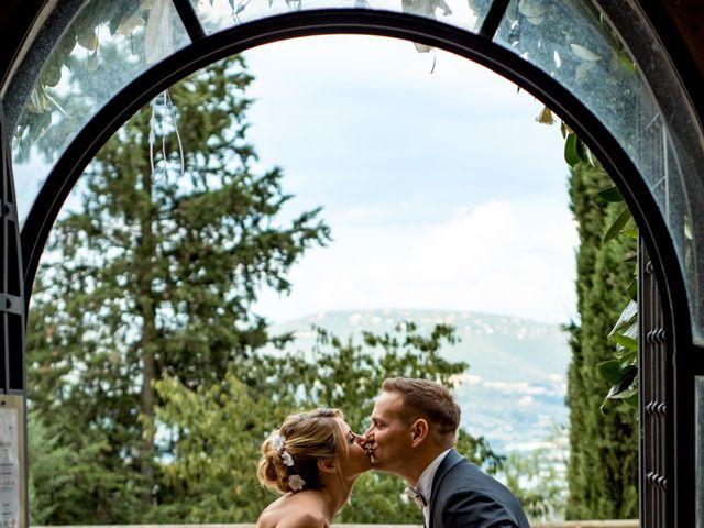 Il matrimonio di Enrico e Ornella a Magione, Perugia 91