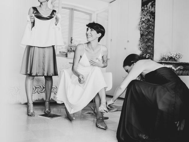 Il matrimonio di Annamaria e Francesco a Nova Siri, Matera 9