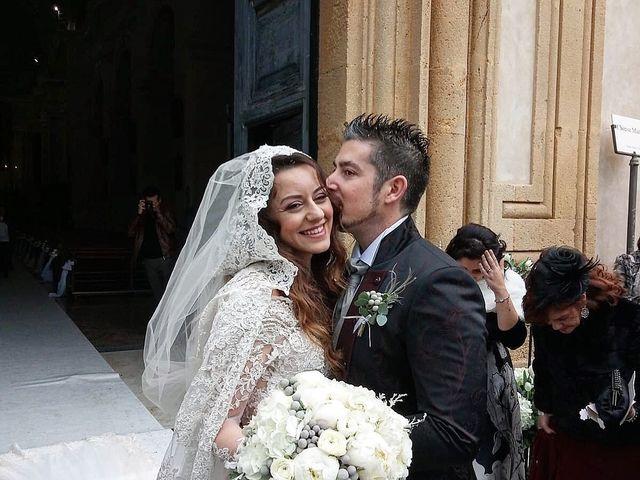 Il matrimonio di Pierdo e Clelia a Augusta, Siracusa 1