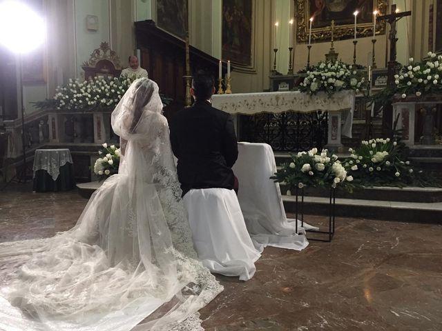 Il matrimonio di Pierdo e Clelia a Augusta, Siracusa 4