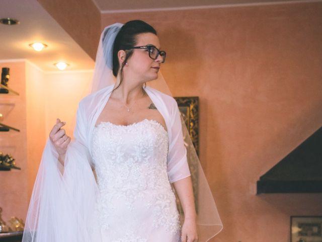 Il matrimonio di Fabio e Stefania a Legnano, Milano 37