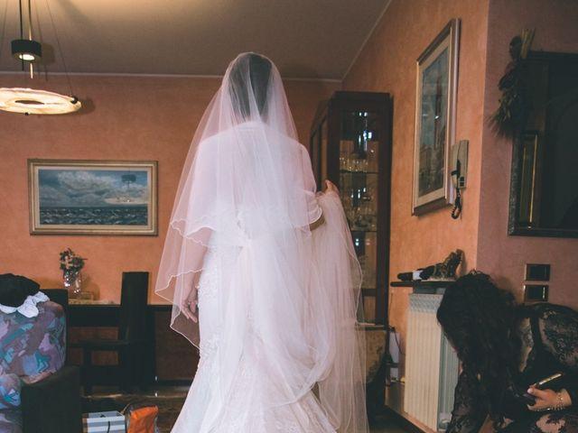 Il matrimonio di Fabio e Stefania a Legnano, Milano 38