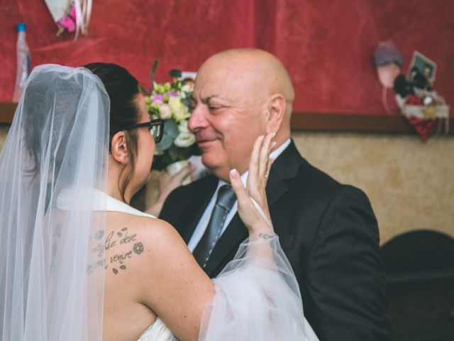 Il matrimonio di Fabio e Stefania a Legnano, Milano 43