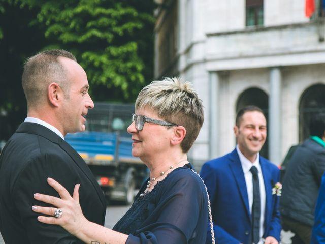 Il matrimonio di Fabio e Stefania a Legnano, Milano 47