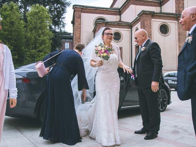 Il matrimonio di Fabio e Stefania a Legnano, Milano 51