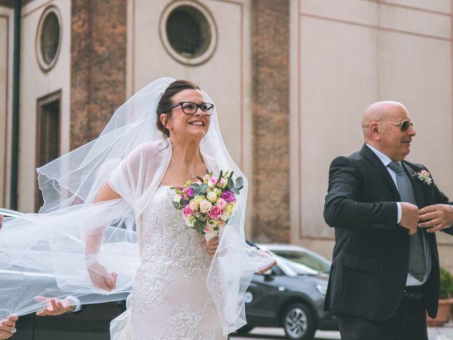 Il matrimonio di Fabio e Stefania a Legnano, Milano 52