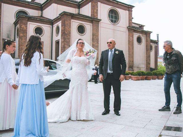 Il matrimonio di Fabio e Stefania a Legnano, Milano 53
