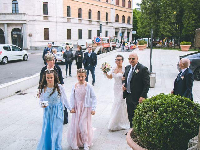 Il matrimonio di Fabio e Stefania a Legnano, Milano 54