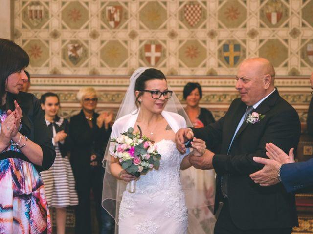 Il matrimonio di Fabio e Stefania a Legnano, Milano 59