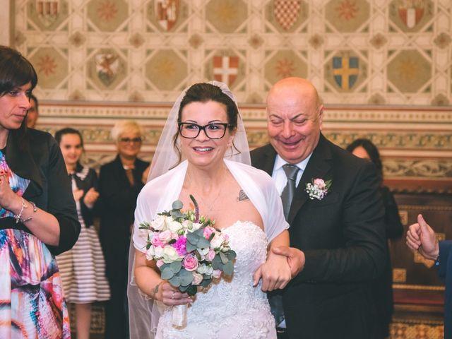 Il matrimonio di Fabio e Stefania a Legnano, Milano 60