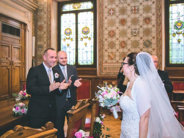 Il matrimonio di Fabio e Stefania a Legnano, Milano 62