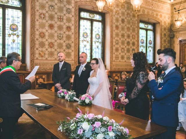 Il matrimonio di Fabio e Stefania a Legnano, Milano 66