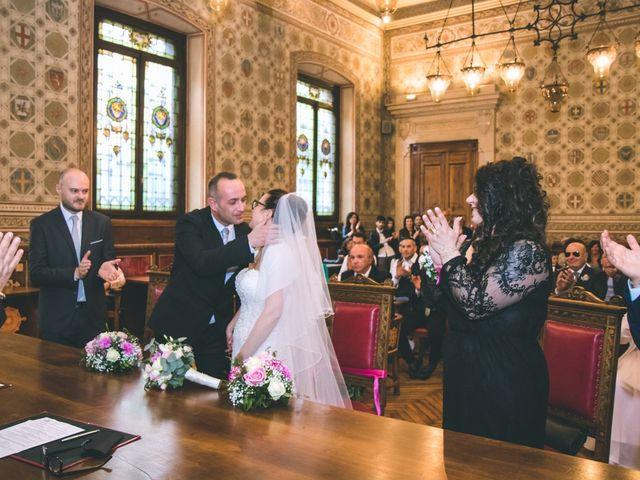 Il matrimonio di Fabio e Stefania a Legnano, Milano 74