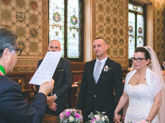 Il matrimonio di Fabio e Stefania a Legnano, Milano 76