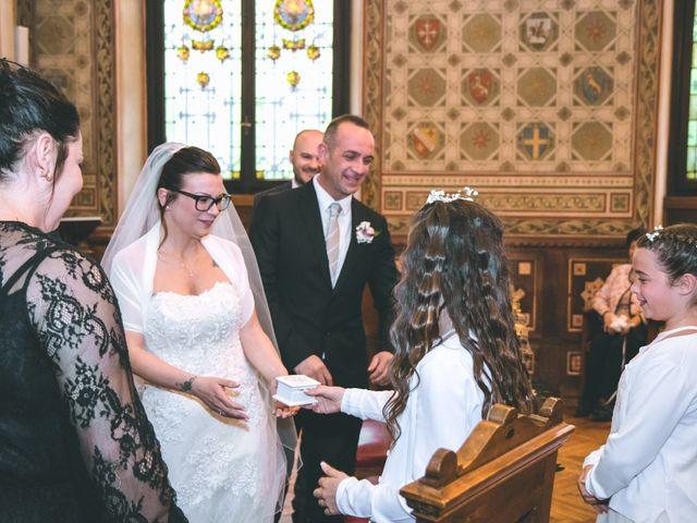 Il matrimonio di Fabio e Stefania a Legnano, Milano 77