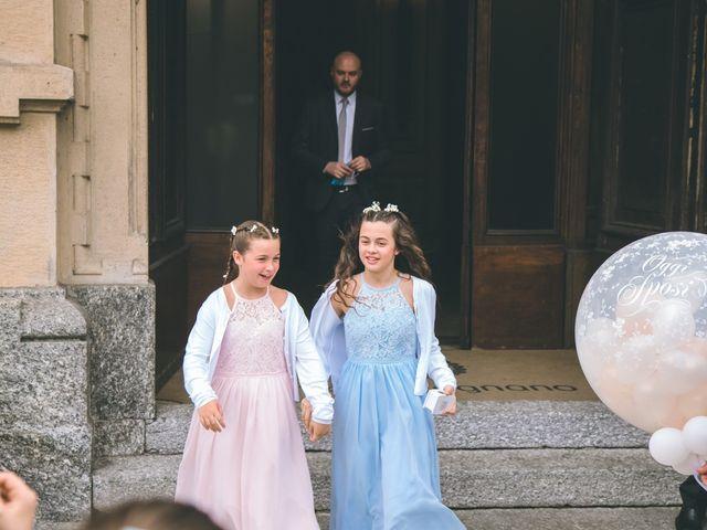Il matrimonio di Fabio e Stefania a Legnano, Milano 86