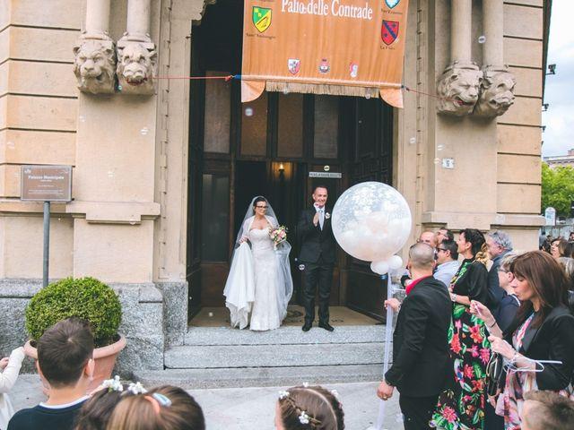 Il matrimonio di Fabio e Stefania a Legnano, Milano 87