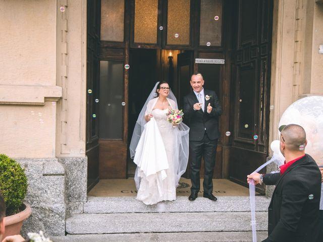 Il matrimonio di Fabio e Stefania a Legnano, Milano 88
