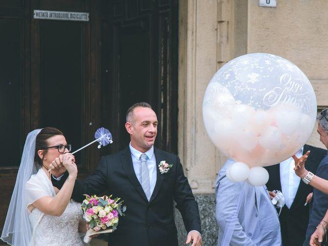 Il matrimonio di Fabio e Stefania a Legnano, Milano 89