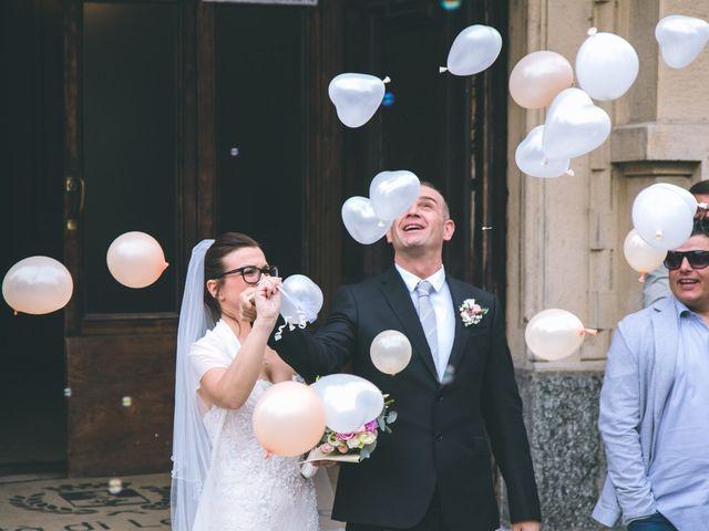 Il matrimonio di Fabio e Stefania a Legnano, Milano 90