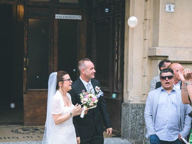 Il matrimonio di Fabio e Stefania a Legnano, Milano 92