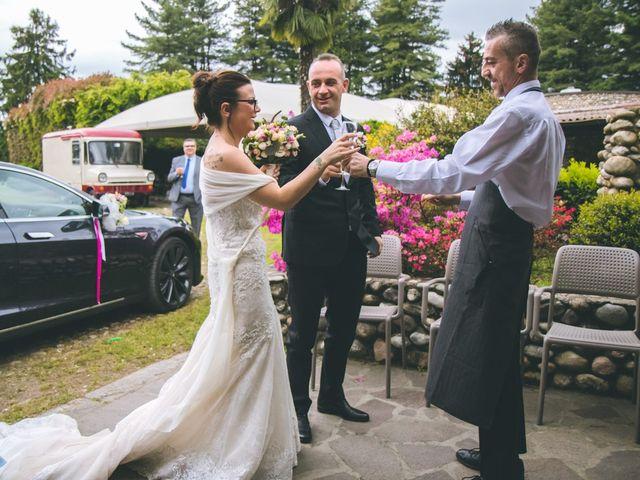 Il matrimonio di Fabio e Stefania a Legnano, Milano 95
