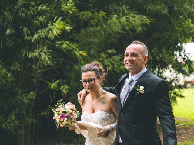 Il matrimonio di Fabio e Stefania a Legnano, Milano 115