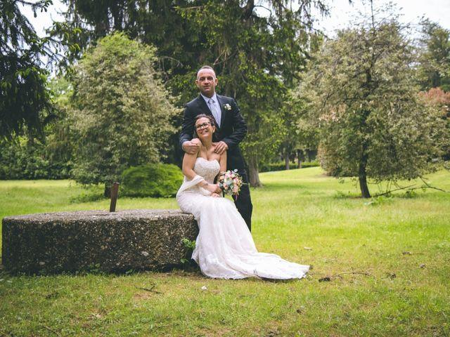 Il matrimonio di Fabio e Stefania a Legnano, Milano 121