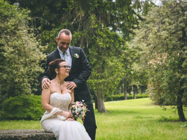 Il matrimonio di Fabio e Stefania a Legnano, Milano 123