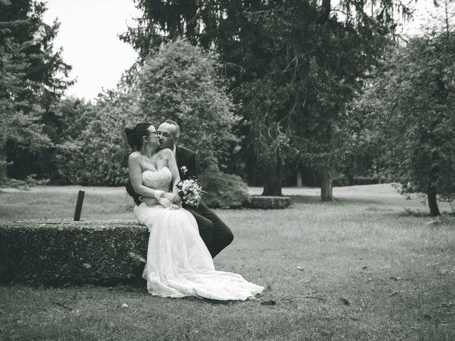 Il matrimonio di Fabio e Stefania a Legnano, Milano 124