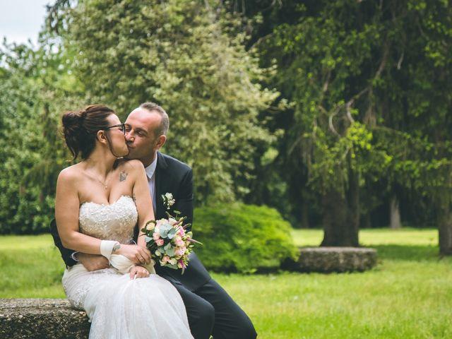 Il matrimonio di Fabio e Stefania a Legnano, Milano 125