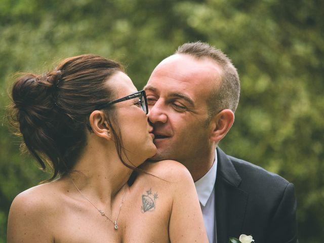 Le nozze di Stefania e Fabio
