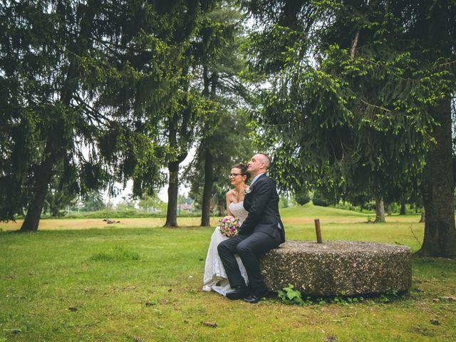 Il matrimonio di Fabio e Stefania a Legnano, Milano 127