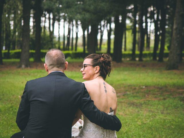 Il matrimonio di Fabio e Stefania a Legnano, Milano 131