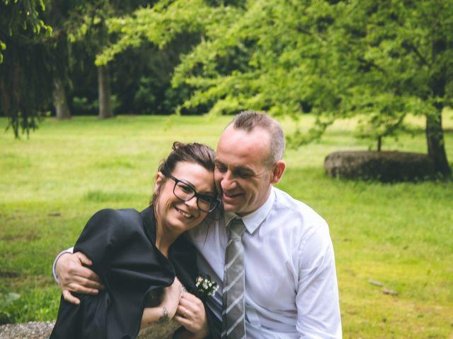 Il matrimonio di Fabio e Stefania a Legnano, Milano 132