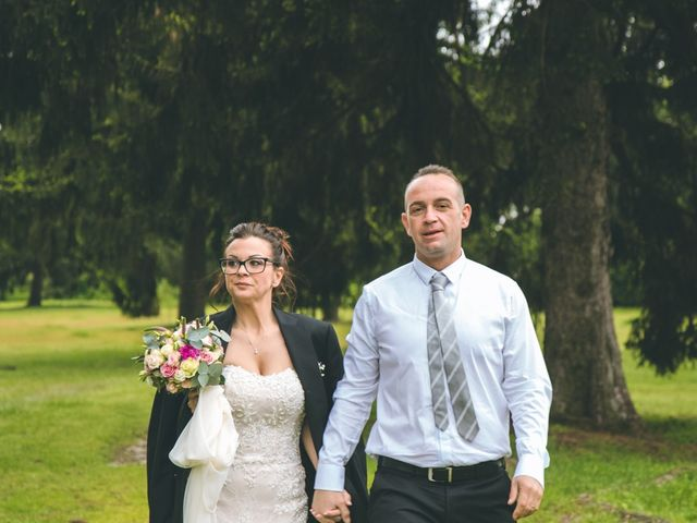 Il matrimonio di Fabio e Stefania a Legnano, Milano 137