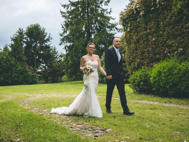 Il matrimonio di Fabio e Stefania a Legnano, Milano 139