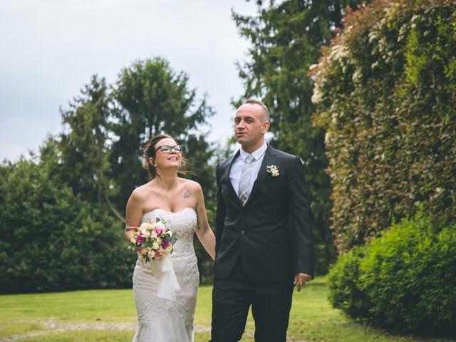 Il matrimonio di Fabio e Stefania a Legnano, Milano 142